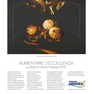 Rassegna stampa Premio Odisseo 2015