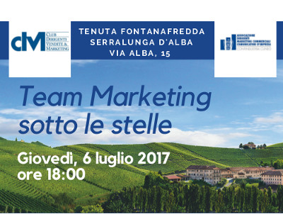 Foto Cena d'Estate – Team Marketing sotto le stelle – 6 luglio