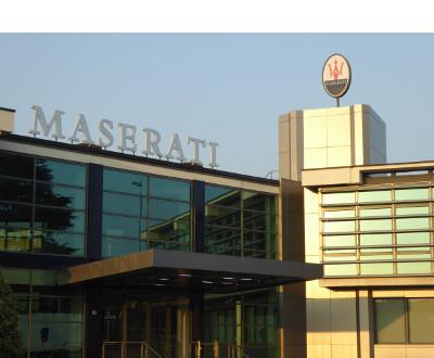Visita agli stabilimenti Maserati – Avv. Giovanni Agnelli Plant- 19 ottobre 2017