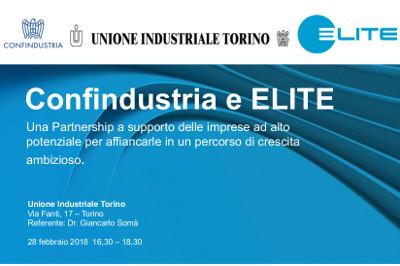 Progetto Elite – Evento CDAF – 28 febbraio 2018
