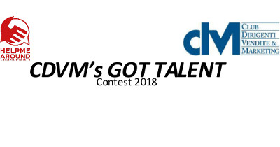 "CDVM's GOT TALENT: ""Contest 2018"" – 8 maggio 2018"