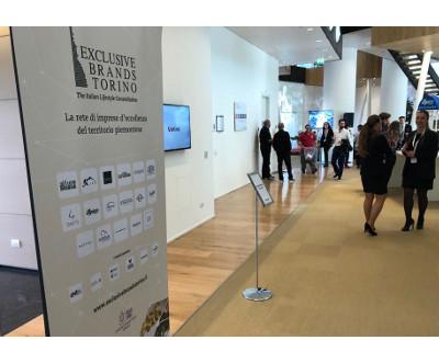 CDVM partner dell'evento: EXCLUSIVE BRANDS TORINO IN MOSTRA A MILANO PER CRESCERE SUI MERCATI INTERNAZIONALI