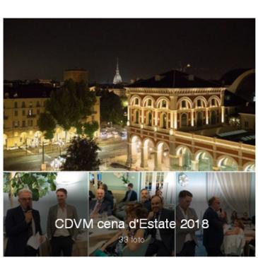Foto Cena d'Estate CDVM – 12 luglio 2018