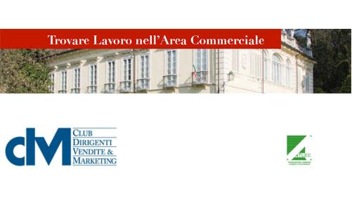 Corso CDVM: Trovare lavoro nell'area commerciale