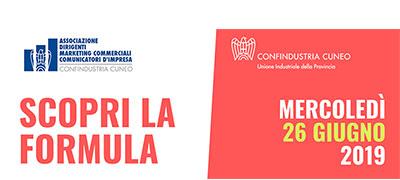 """Evento del Club ADMC """"Scopri la formula"""" – 26 giugno 2019"""