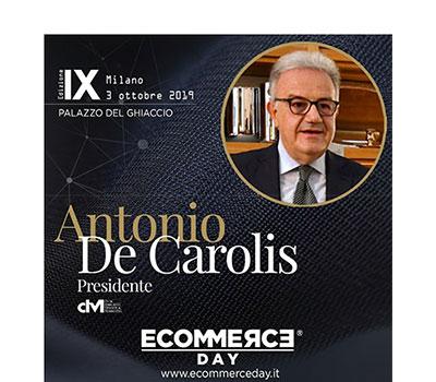 Il  CDVM è protagonista all'ECOMMERCEDAY – IX edizione – 3 ottobre 2019 – Milano