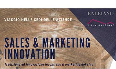 Visita all'Azienda Vitivinicola Balbiano – 27 novembre 2019