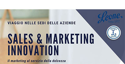 Report evento – Visita a Pastiglie Leone s.r.l. – Il marketing al servizio della dolcezza – 23 gennaio 2020