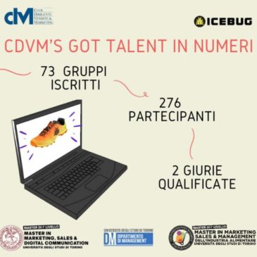 CDVM's GOT TALENT I NUMERI – quarta edizione