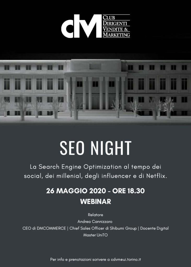 SEO Night