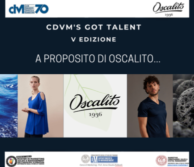 Oscalito è l'ospite della V edizione del CDVM's Got Talent