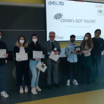 CDVM's GOT TALENT 2021 Festeggia la sua quinta edizione.